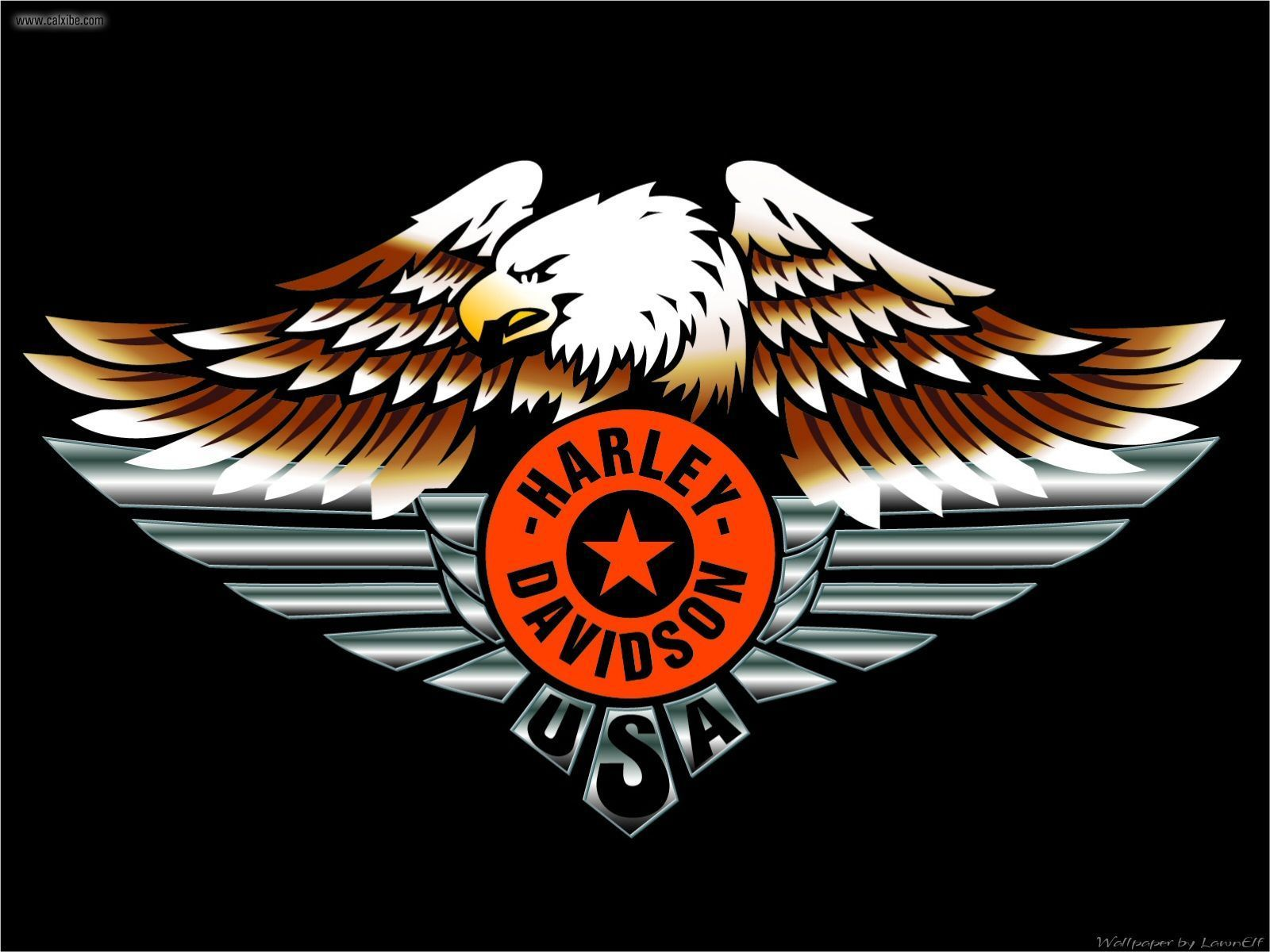 Harley Davidson Wallpapers And Screensavers: The Coolest Blog: Harley Davidson