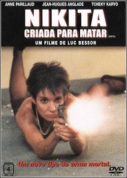 Download - Nikita - Criada Para Matar - DVDRip - RMVB - Dublado