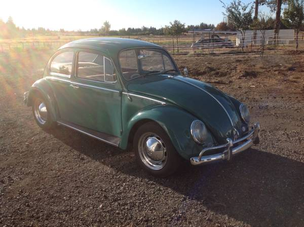 1965 VW Beetle For Sale