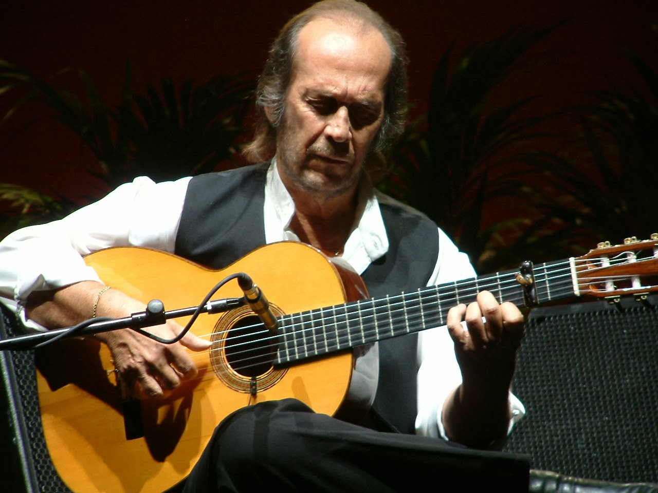Listen to Paco de Lucia's library of music for free on Spotify