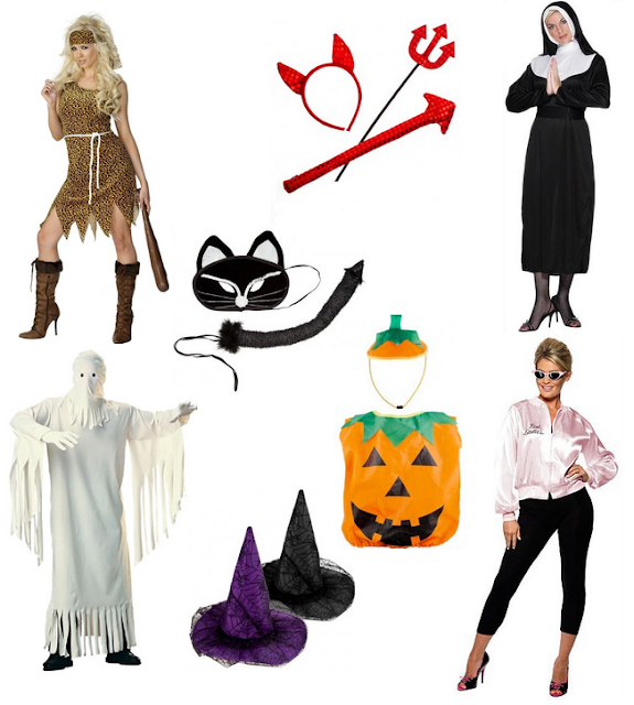 Halloween Fancy Dress Ideas