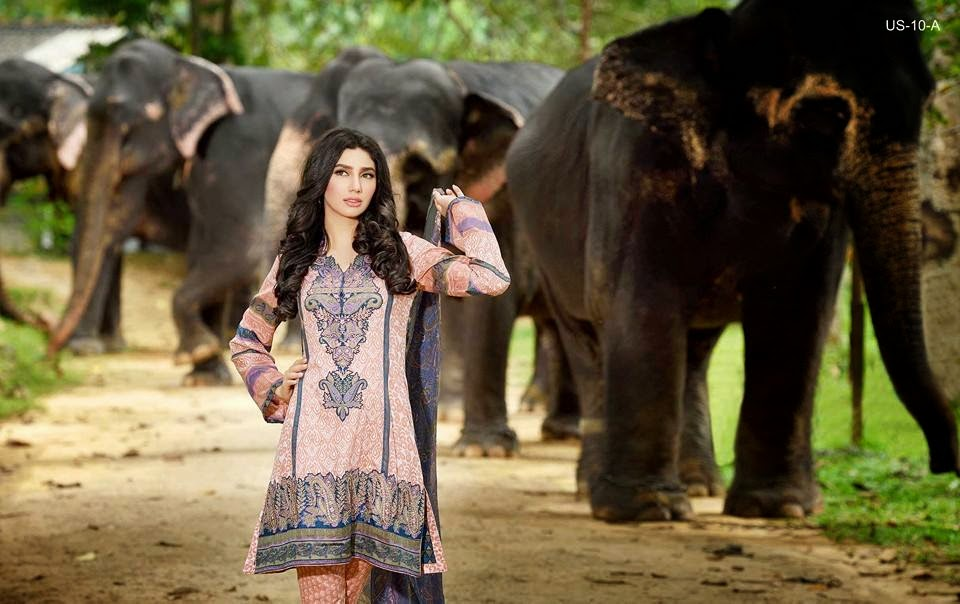 Lawn new collection 2015