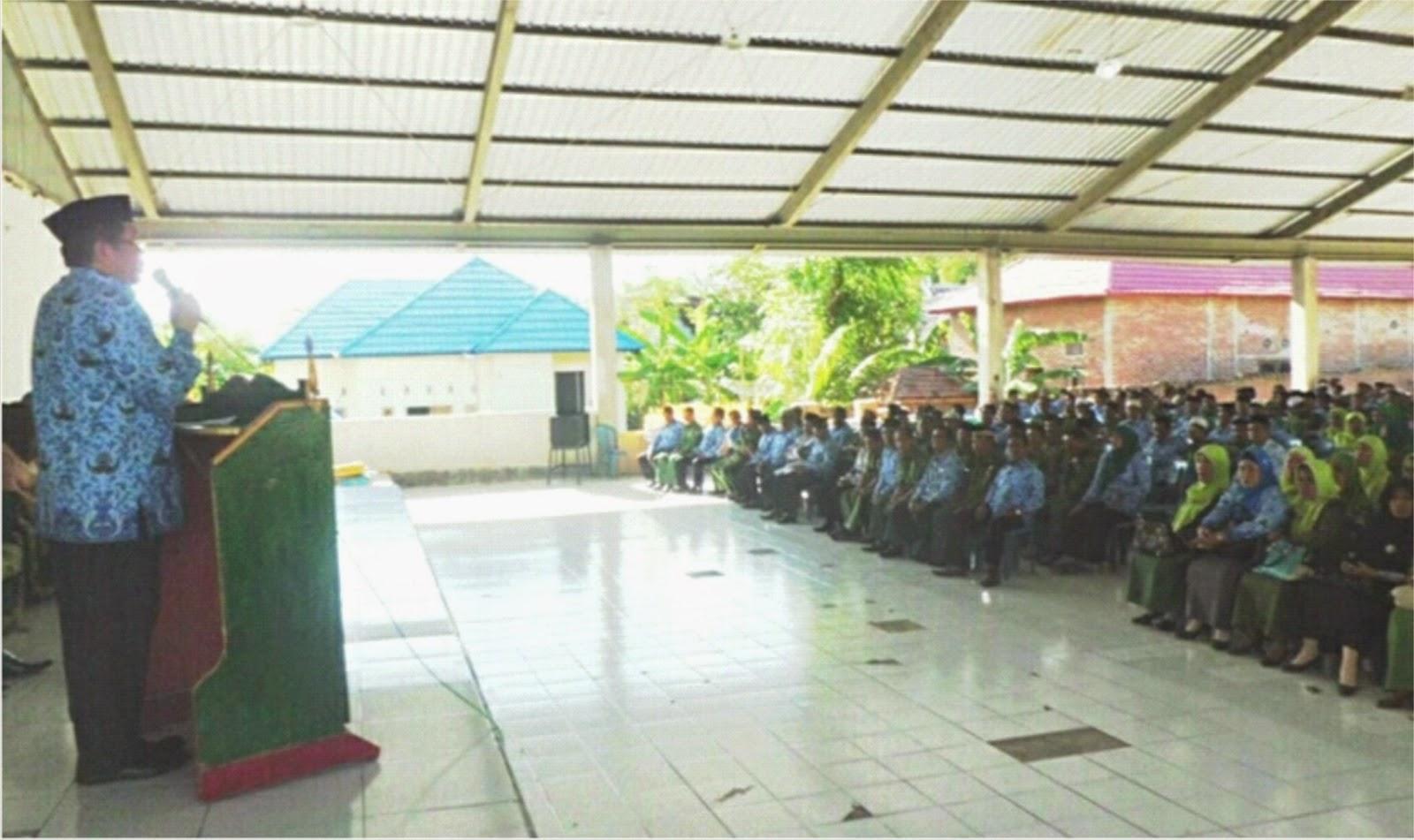 Guru se-MadapanggaDukung Kepemimpinan H. Syafrudin HM. Nur