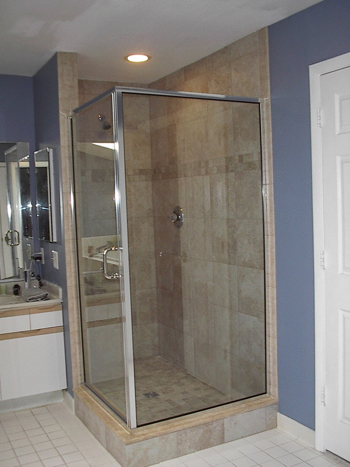 Bathroom remodel contractor vanity