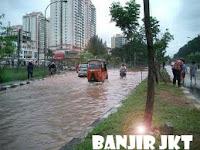 Waspada Banjir Besar Jakarta 2012