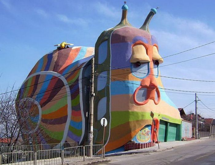 Crazy weird building designs the fun learning for Weird architectural designs