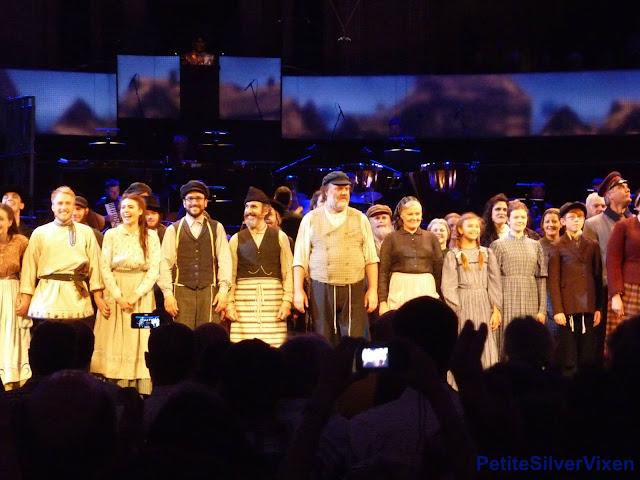 Bryn Terfel & Cast of Fiddler on the Roof | PetiteSilverVixen