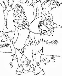Disegni cavalli da colorare for Disegni cavalli da stampare