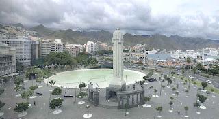 Plaza de España en Tenerife, viajes y turismo