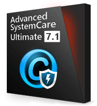 Advanced SystemCare Ultimate v7.1.0.625