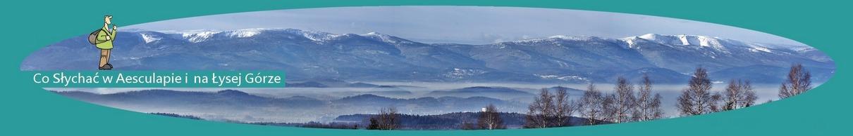 Pogoda w Sudetach Zachodnich i na Łysej Górze