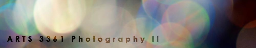 Arts 3361 Photography II - Tarleton Digital Media Studies