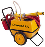 Gunnebo Mobile Foam on Trolley
