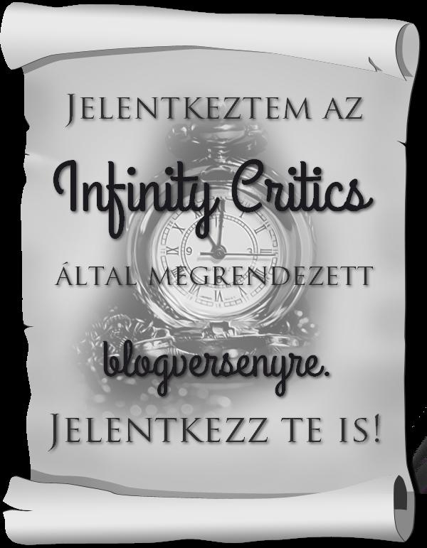 Infinity Critics Blogverseny
