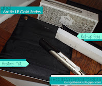 GHD: Arctic Gold Series Limited Edition Flat Iron