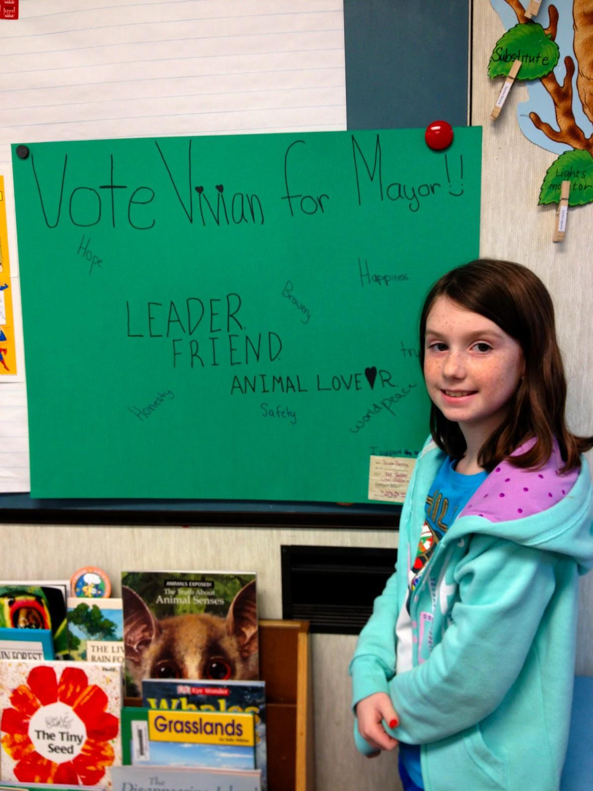 Mrs. Tanksley's Classroom Blog: The Biztown Mayor Race!