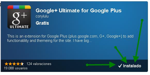 Mejorando Google Plus