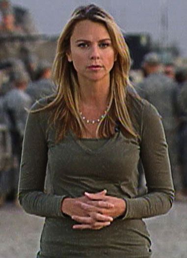 lara logan video. lara logan egypt.