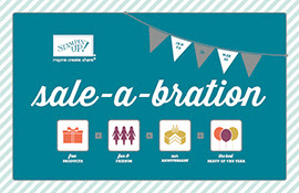 Sale-a-bration 2013