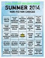 Summer Reading Non-Fiction card