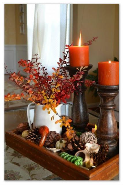 ιδεες διακοσμησης για φθινοπωρο,φθινοπωρινες ιδεες διακοσμησης,εσωτερικη διακοσμηση και φθινοπωρο,χειροποιητα διακοσμητικα για το φθινοπωρο