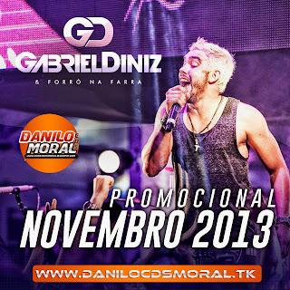 GABRIEL DINIZ & FORRÓ NA FARRA PROMOCIONAL NOVEMBRO 2013