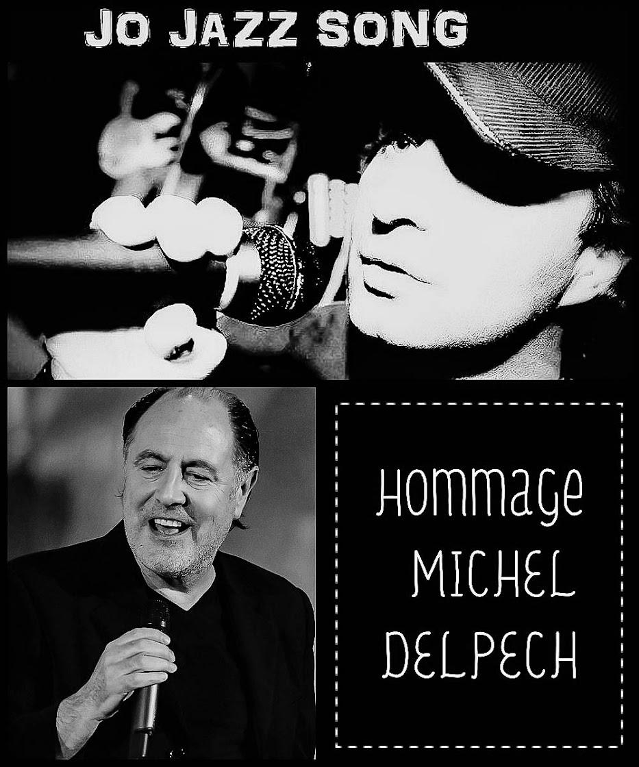 """Prochainement en live """"hommage à Michel DELPECH"""""""