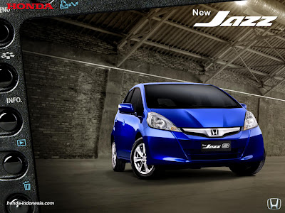 New Honda Jazz Type S, New Jazz 2013, All New Jazz, Honda Jazz