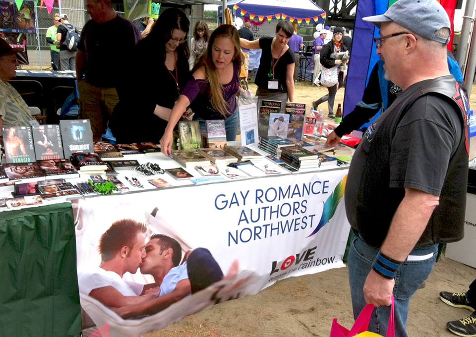 See me at Portland Pride this weekend!