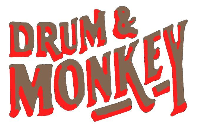Old Drum and Monkey sign, Glasgow