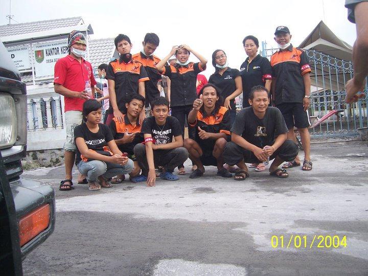 Relawan Merapi