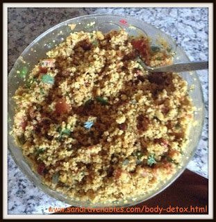 Couscous Salad Effective Weight Loss, Isogenix