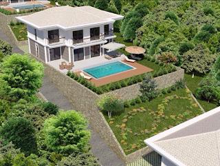 sapanca'da sahibinden satılık havuzlu lüxs villa
