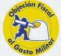 Campaña objeción fiscal al gasto militar