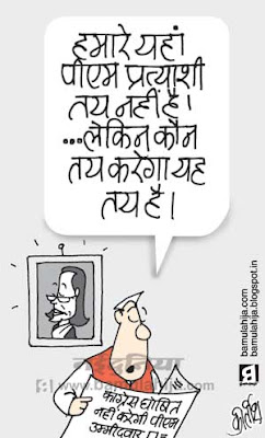 sonia gandhi cartoon, congress cartoon, modi for pm cartoon, election 2014 cartoons, rahul gandhi cartoon