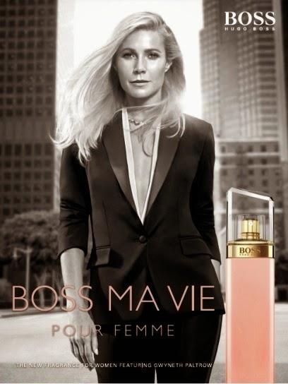 gwyneth paltrow boss ma vie pour femme fragrance