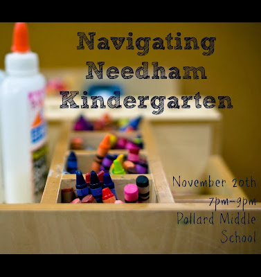 Navigating Needham Kindergarten