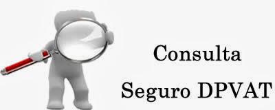 Consulta Seguro DPVAT 2013 - MG,SP,RJ,CE