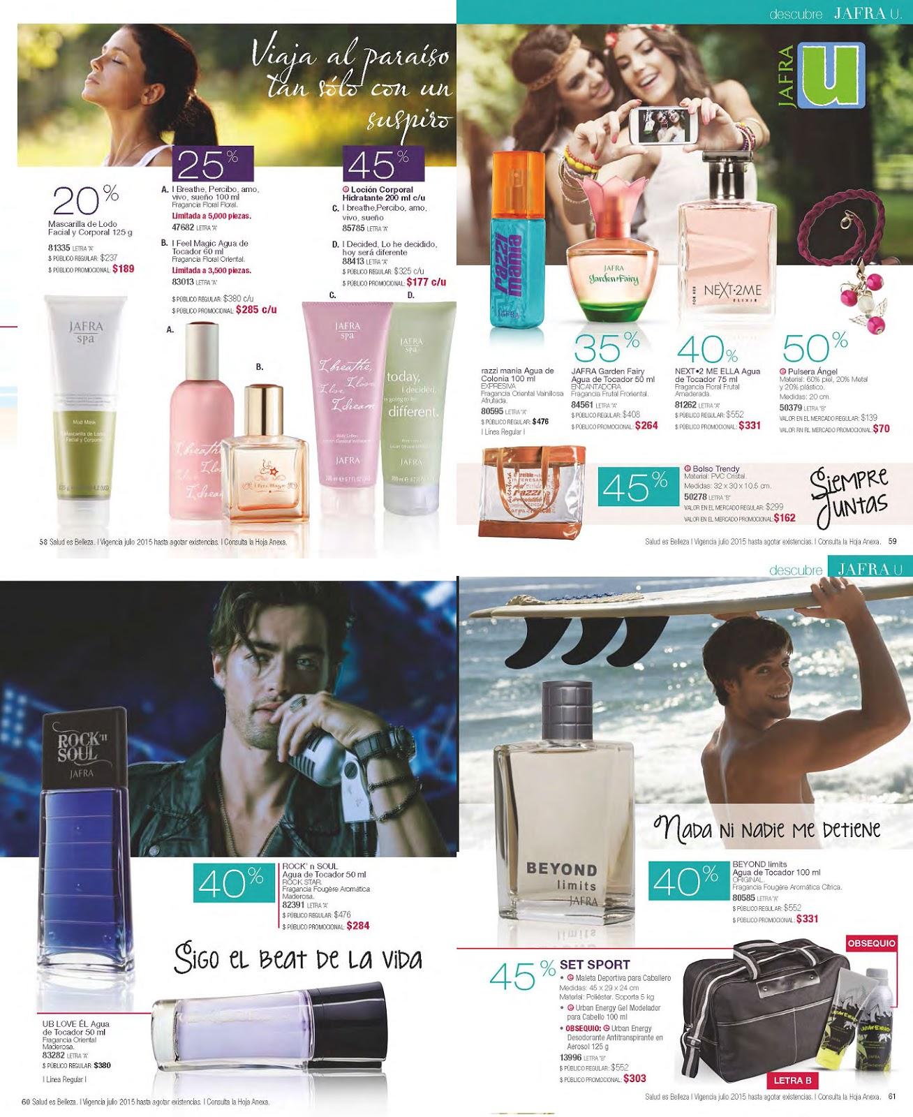 Linaje jafravic catalogo jafra oportunidades julio 2015 for Catalogo puntos bp