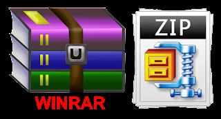 Cara Ekstrak File Berformat RAR. ZIP Di Android Dan Komputer cover
