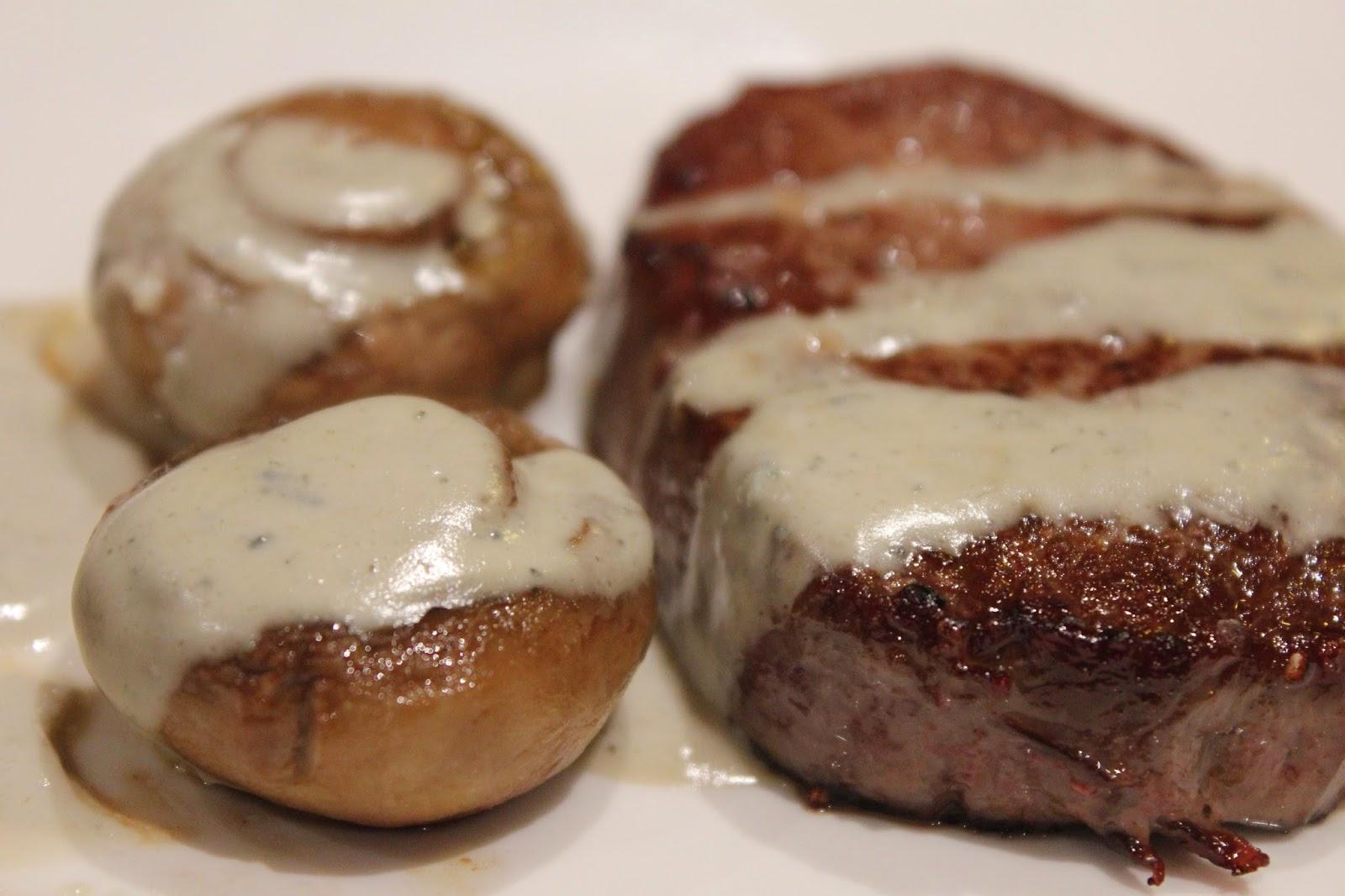 Pacocinartu solomillo de ternera a la crema de queso pic n for Cocinar solomillo de ternera