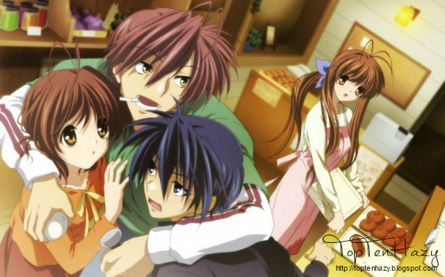 ANIME REVIEW CLANNAD