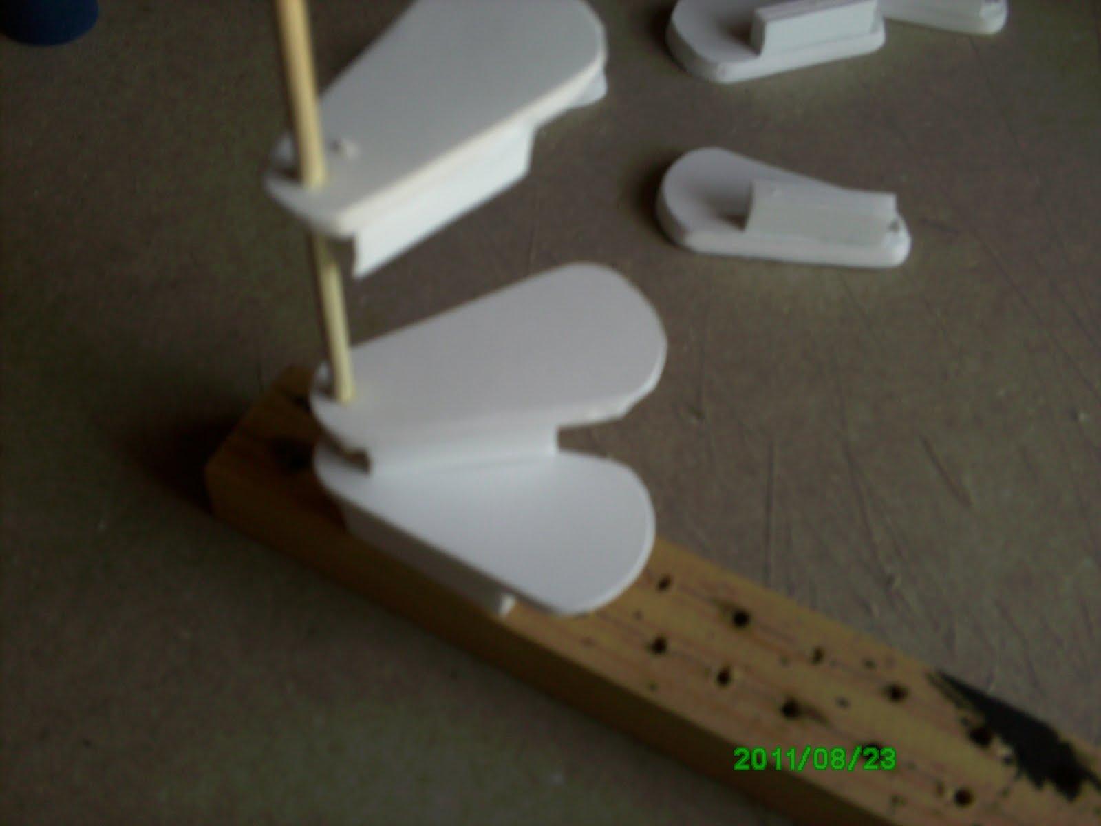 El mundo de las manualidades y la artesan a construyendo - Como hacer escaleras ...