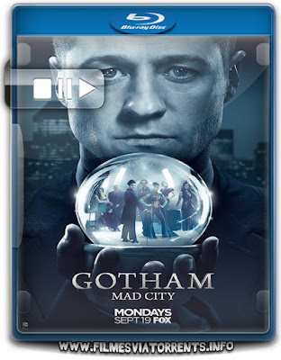 Gotham 3ª Temporada Torrent