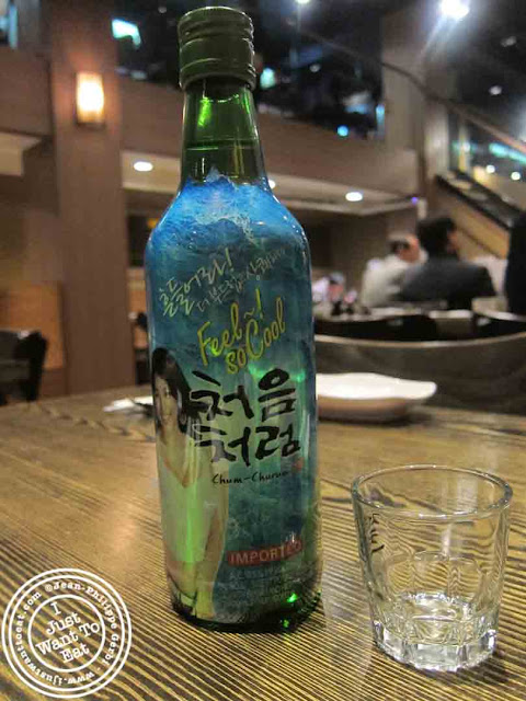 Image of Soju at BCD Tofu House in Korea Town NYC, New York
