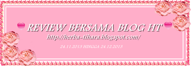 Review Bersama Blog HT