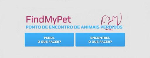 PERDEU O SEU ANIMAL?