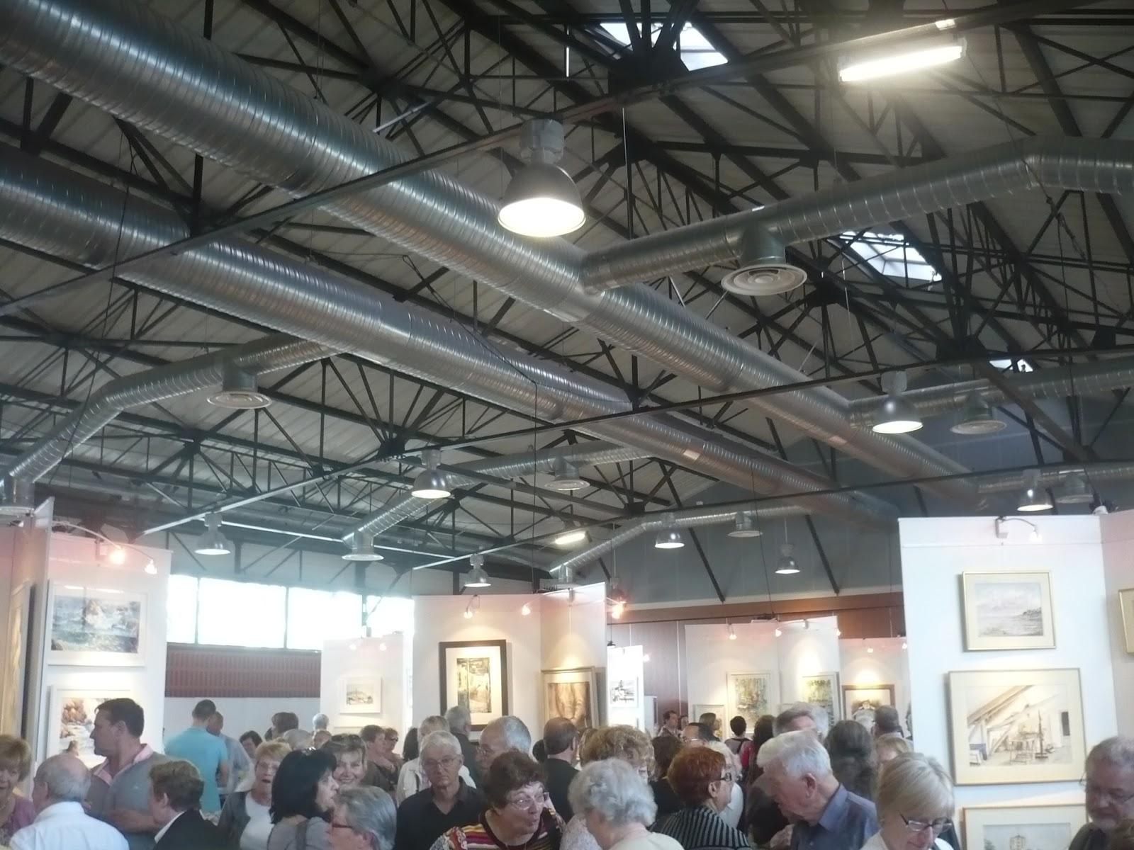 Caussade salon international de l 39 aquarelle du 16 au 31 - Point p montauban ...