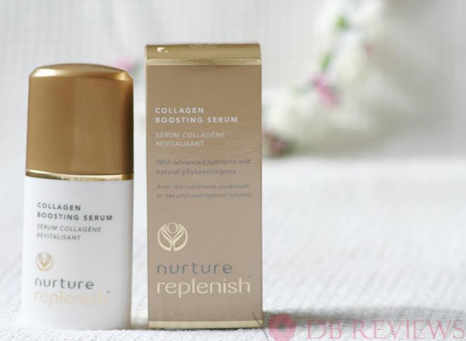Nurture Replenish Collagen Boosting Serum