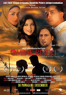 Ombak Rindu (2011) HDTV 720p 800MB